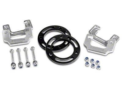 ProRYDE 0.75 in. to 2.5 in. Adjustable Front Leveling Kit (14-18 2WD/4WD Silverado 1500)