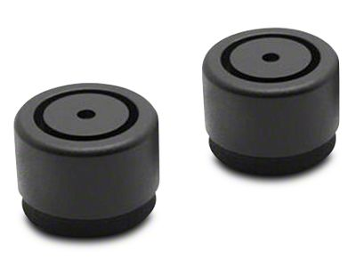 Diamond Donuts - 1.75 in. - Black (07-18 Silverado 1500)