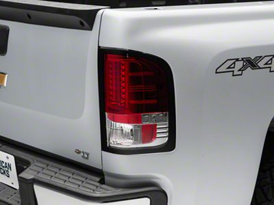 Axial Gen 2 Red LED Tail lights (07-13 Silverado 1500)