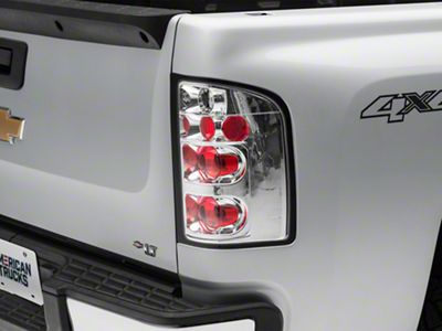Axial Chrome Alteeza Style Tail Lights (07-13 Silverado 1500)