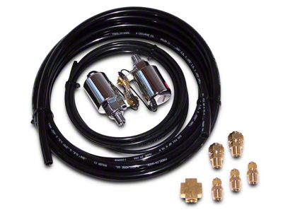 Kleinn Blastmaster Valve Upgrade Kit for Model 230 or 630 (99-18 Silverado 1500)