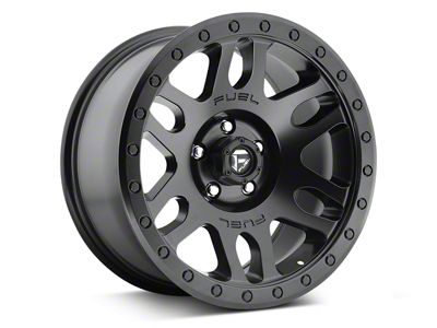Fuel Wheels Recoil Matte Black 6-Lug Wheel - 18x9 (99-18 Silverado 1500)