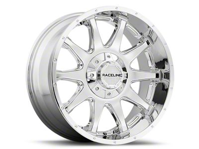 Raceline Shift Chrome 6-Lug Wheel - 18x9 (99-18 Silverado 1500)
