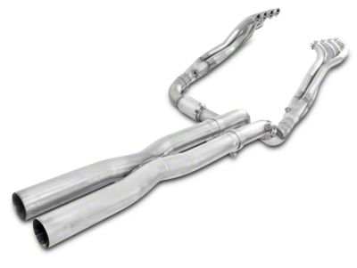 Stainless Works 1-7/8 in. Headers w/ Catted X-Pipe - Performance Connect (07-13 4.8L, 5.3L, 6.2L; 07-09 6.0L Silverado 1500)