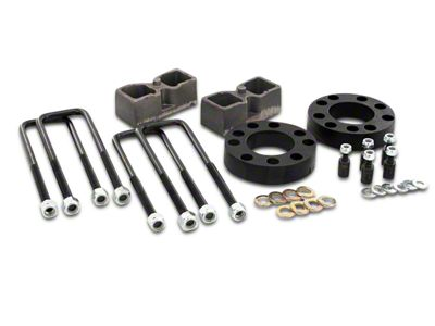 Daystar 2 in. Suspension Lift Kit (07-13 2WD/4WD Silverado 1500)
