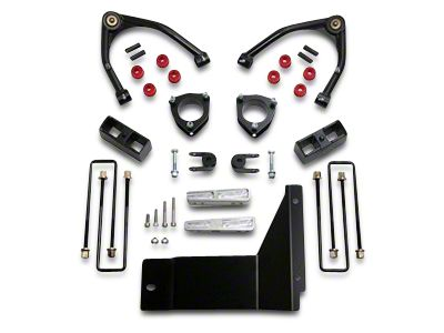 ReadyLIFT 4 in. Front / 1.75 in. Rear SST Lift Kit (07-13 4WD Silverado 1500)