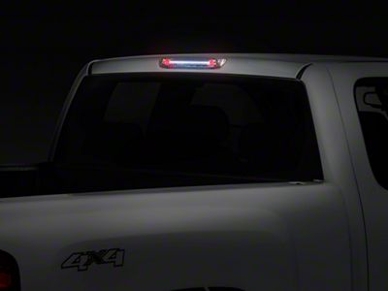Alteon Crystal Clear LED Third Brake Light (07-13 Silverado 1500)