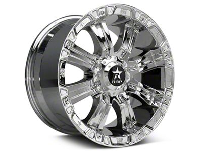 RBP 94R Chrome 6-Lug Wheel - 20x10 (99-18 Silverado 1500)