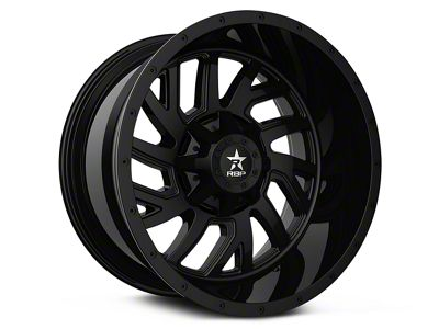 RBP 65R Glock Full Black 6-Lug Wheel - 20x10 (99-18 Silverado 1500)