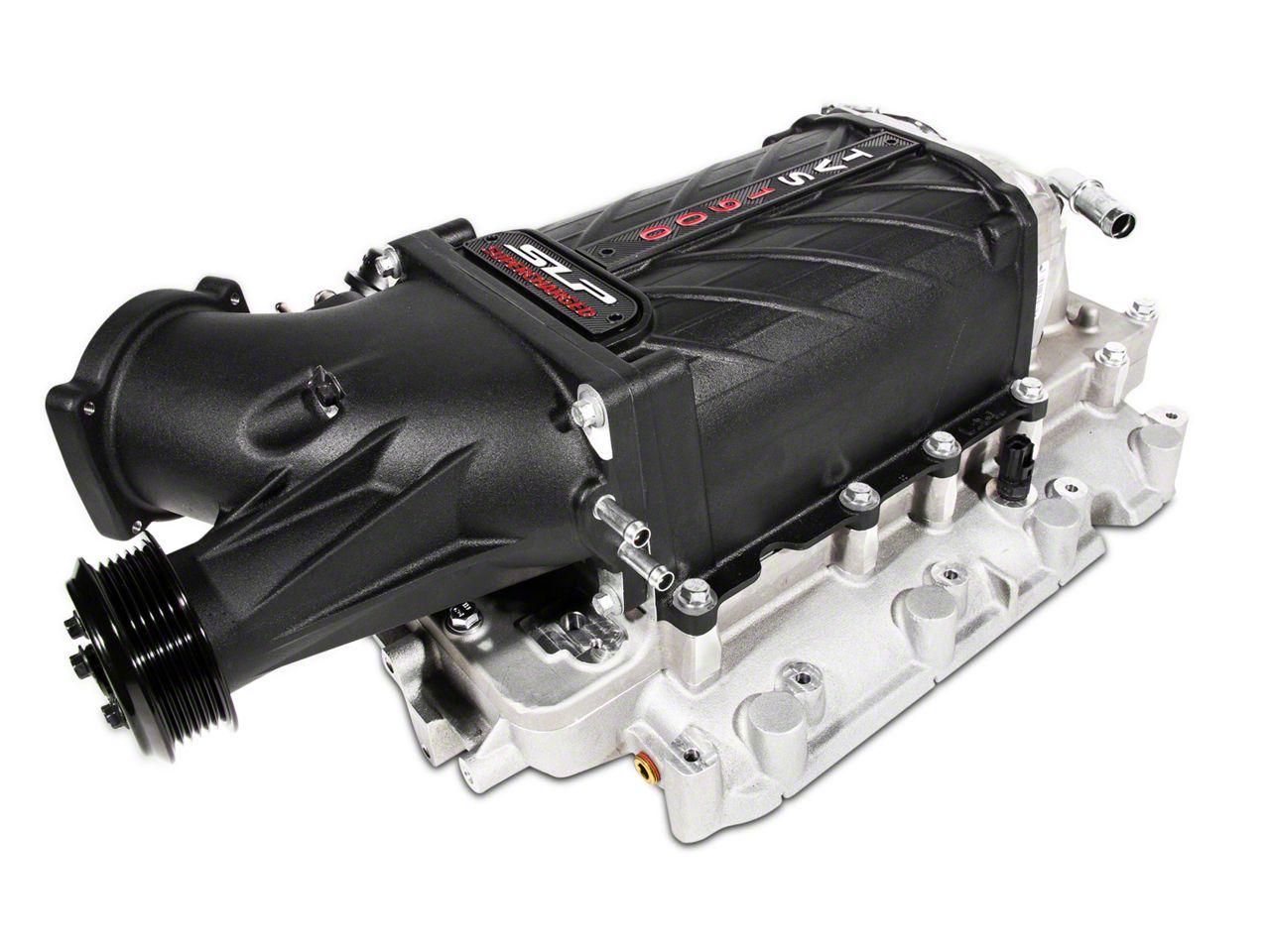 SLP 1900 TVS 520 HP Supercharger Kit (14-18 5.3L Silverado 1500)