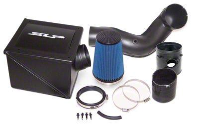 SLP Blackwing Cold Air Intake (09-13 4.8L Silverado 1500)