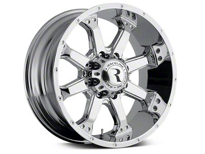 Raceline Assault Chrome 6-Lug Wheel - 20x9 (99-18 Silverado 1500)