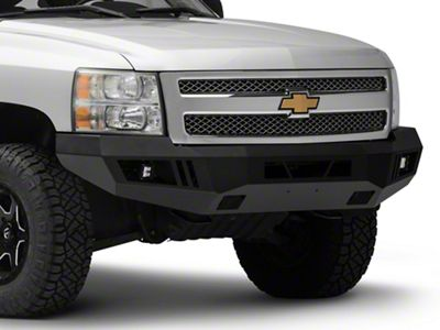 Barricade Extreme HD Front Bumper w/ LED Fog Lights (07-13 Silverado 1500)