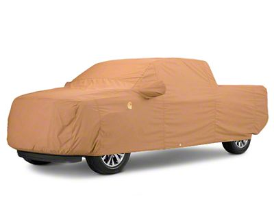 Covercraft Ultratect Custom Fit Truck Cover - Carhartt Brown (07-18 Silverado 1500)