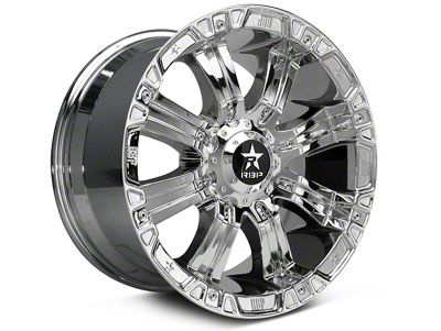 RBP 94R Chrome 6-Lug Wheel - 20x9 (99-18 Silverado 1500)
