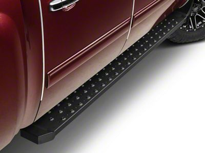 Barricade Rattler Running Boards (07-13 Silverado 1500)