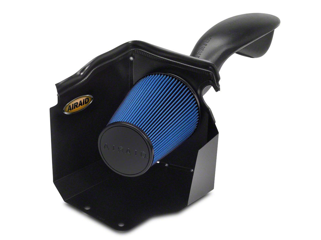 Airaid Cold Air Dam Intake w/ Blue SynthaMax Dry Filter (99-06 4.8L, 5.3L Silverado 1500 w/ Low Profile Hood)