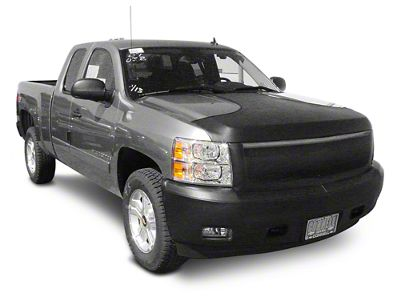 Covercraft Colgan Custom Full Front End Bra - Crush Black (07-09 Silverado 1500)