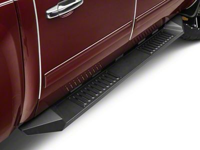 Barricade HD Steel Running Boards (07-13 Silverado 1500 Crew Cab)
