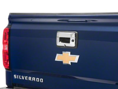 Putco Chrome Tailgate Handle Covers (14-18 Silverado 1500)