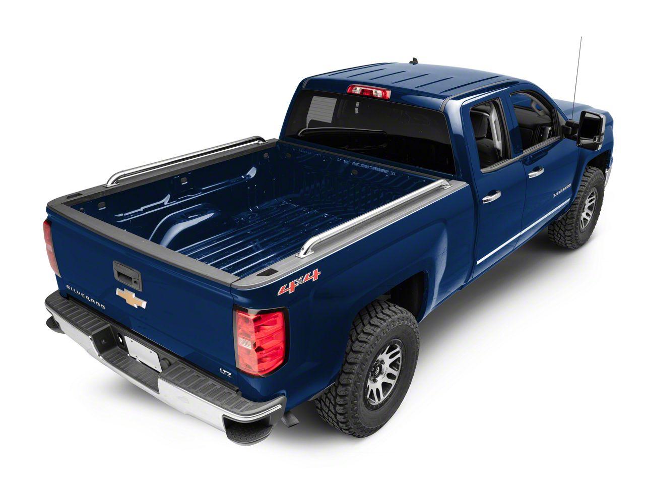 Putco SSR Locker Side Bed Rails (14-18 Silverado 1500)
