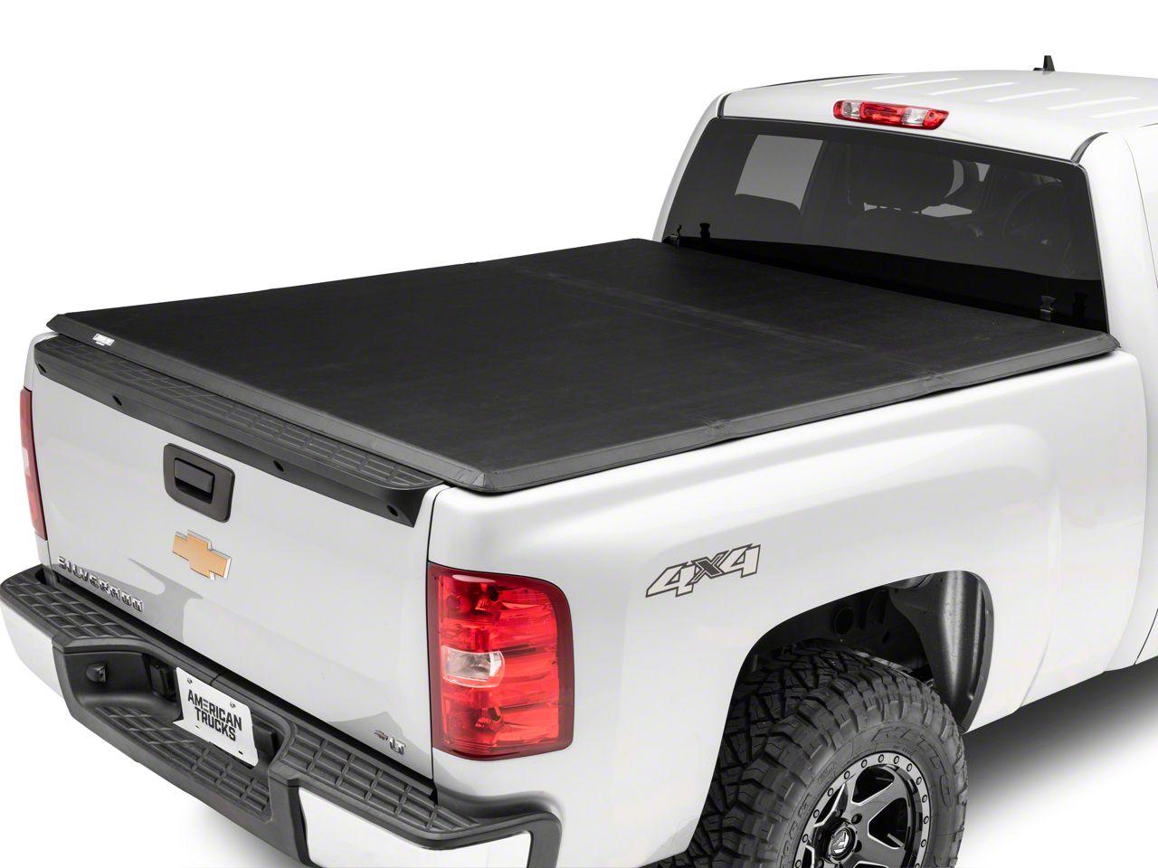 Tonno Pro Hard Fold Tonneau Cover (07-13 Silverado 1500 w/o Track System)