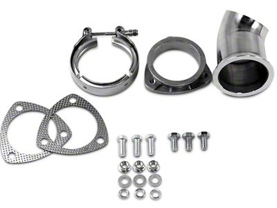 GMS Exhaust Cutout Adjustable Turn Down - 3 in. (99-19 Silverado 1500)