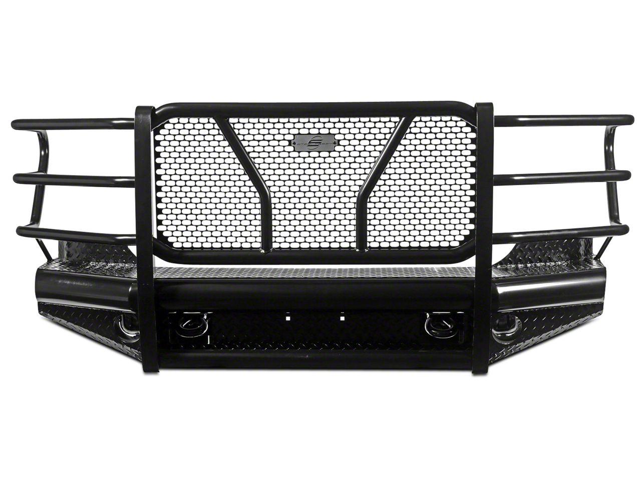 Steel Craft HD Replacement Front Bumper (14-15 Silverado 1500)