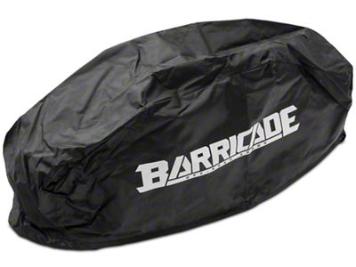 Barricade Winch Cover