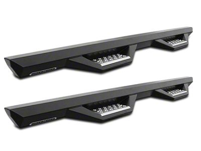 Iron Cross HD Side Step Bars (99-06 Silverado 1500 Regular Cab, Extended Cab)