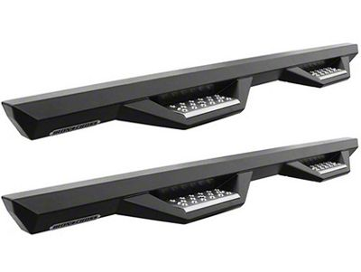 Iron Cross HD Side Step Bars (14-18 Silverado 1500 Regular Cab, Double Cab)