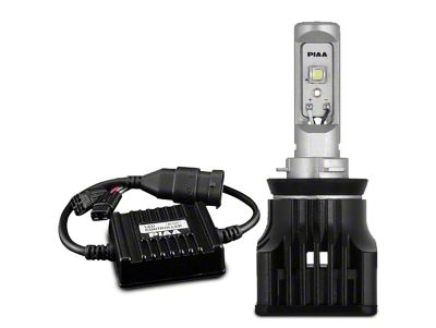 PIAA High Output White LED Light Bulb - 9005/9006 (99-06 Silverado 1500)