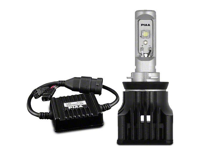 PIAA High Output White LED Low Beam Light Bulb - H11 (07-15 Silverado 1500)