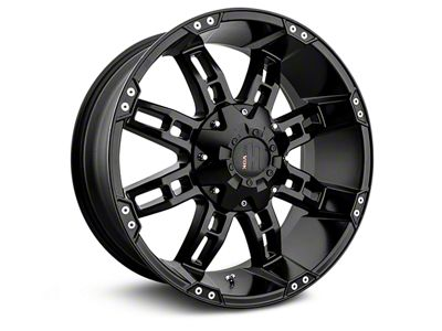Havok Off-Road H103 Matte Black 6-Lug Wheel - 20x9 (99-18 Silverado 1500)
