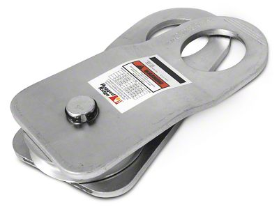 Rugged Ridge Snatch Block Pulley - 8,000 lb. Limit