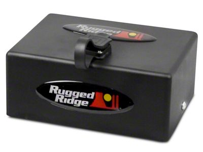 Rugged Ridge 8,500 lb. or 10,500 lb. Winch Replacement Solenoid Box Assembly