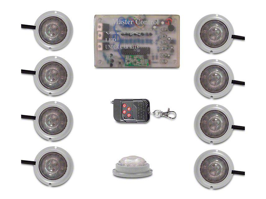 Vision X Tantrum LED Rock Light - RGB