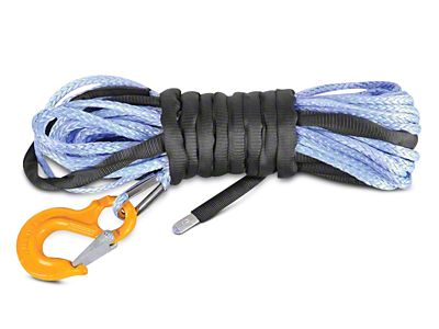 Mean Mother 3/8 in. x 100 ft. Synthetic Rope w/ Hook