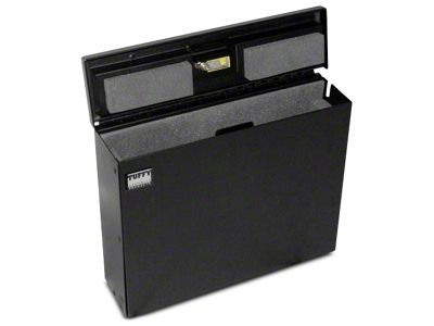 Tuffy Laptop Computer Security Lockbox (99-18 Silverado 1500)