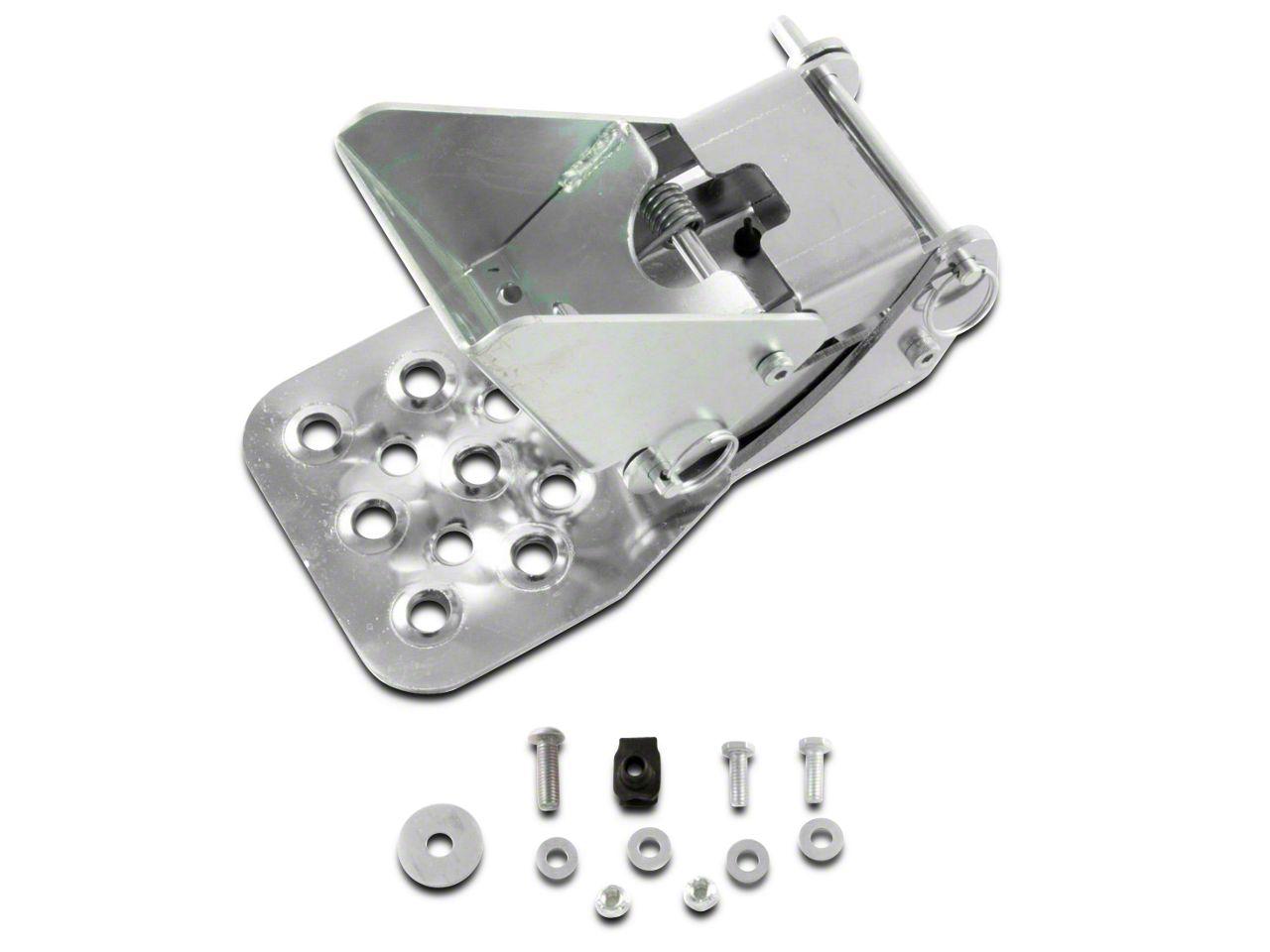 M.O.R.E. Hide-A-Step - Silver (07-13 Silverado 1500)