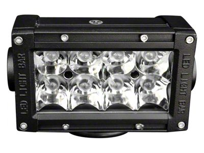 DV8 Off-Road 12 in. Chrome Series LED Light Bar - Flood/Spot Combo