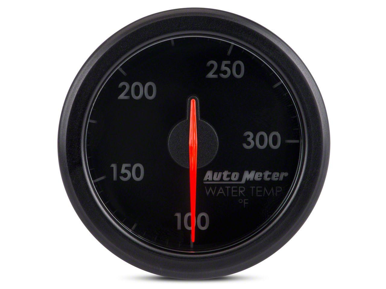 Auto Meter AirDrive Water Temperature Gauge (99-18 Silverado 1500)