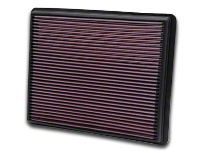 K&N Drop-In Replacement Air Filter (07-18 Silverado 1500)