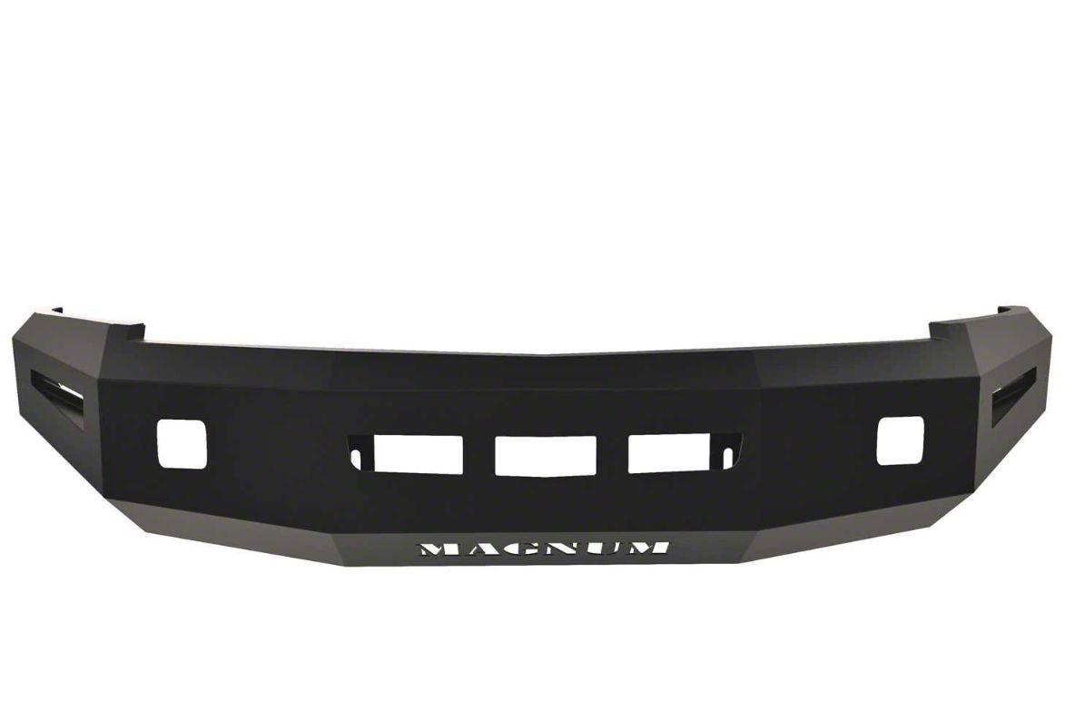 ICI Magnum Standard Series Front Non-Winch Bumper (07-13 Silverado 1500)