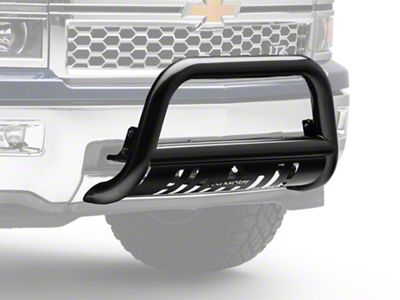 Black Horse Off Road Bull Bar - Black (07-18 Silverado 1500)