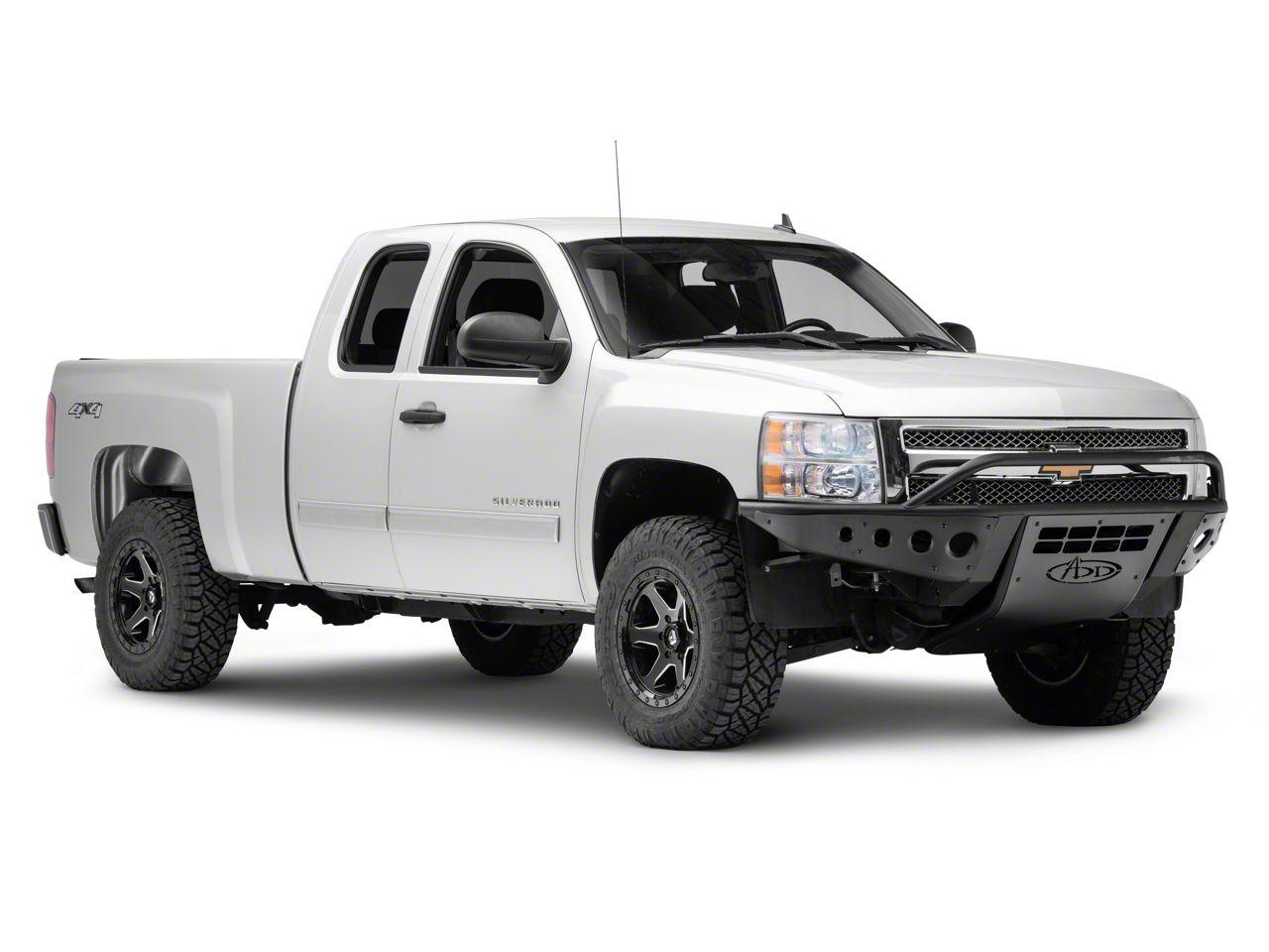 Addictive Desert Designs Stealth Front Bumper (07-13 Silverado 1500)