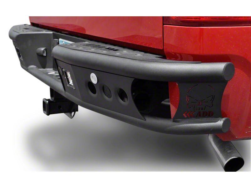 Addictive Desert Designs Dimple R Rear Bumper (07-13 Silverado 1500)