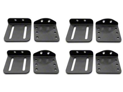 Addictive Desert Designs Hard Top Pivot Roof Mount Kit for MaxRax Roof Rack (07-18 Silverado 1500)