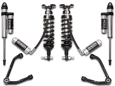 ICON Vehicle Dynamics 1-3 in. Suspension Lift System - Stage 5 (07-18 Silverado 1500)