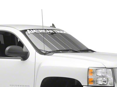 Covercraft UVS100 Custom Sunscreen - Blue (07-13 Silverado 1500)